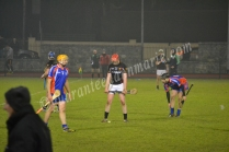 Conor Doughan stands over his free