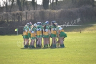 Offaly prepare for game
