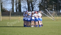 Waterford panel huddle up
