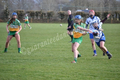 Ciara Brennan makes a clearance