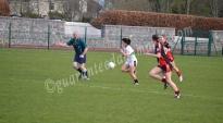 Liah Lavin breaks out of defense
