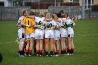 ITC huddle up before game