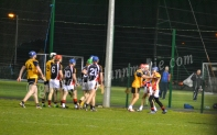 Handbags at the ITC vs DCU game