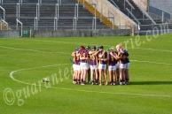 Wexford team ahead of game