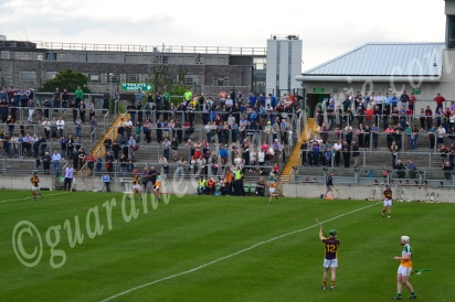 The support in O'Connor Park Tullamore