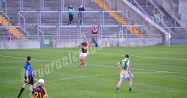 Conor McDonald hits a free for Wexford