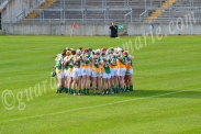 Offaly team ahead of game