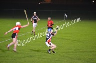 Picky Maher in action against UCC