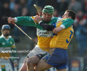 Joe Bergin is one of the few members of the current Offaly panel who will remember playing in St.Brendans Park Birr Credit: Ray McManus Sportsfile
